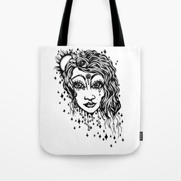Certainty- The roses rise Tote Bag