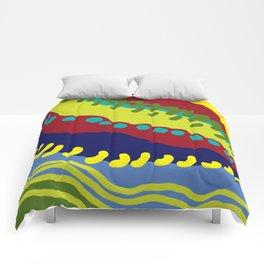 Colour Avalanche Comforters