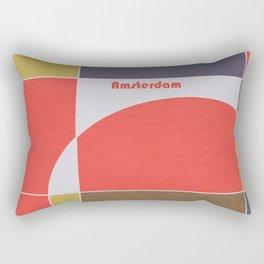 Amsterdam Mosaic Rectangular Pillow