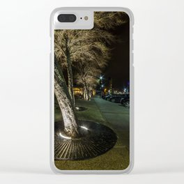 Old Portsmouth. Clear iPhone Case