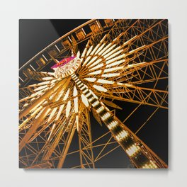 Fair Fun Metal Print