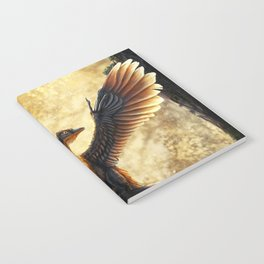 Archaeopteryx Lithographica Commission Notebook