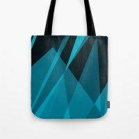 heisenberg Tote Bags featuring Heisenberg by mobokeh