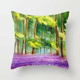 Spring scenery #6 Throw Pillow