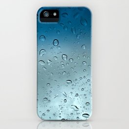 the rain is a beautiful thing iPhone Case