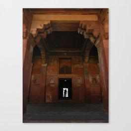 Heritage of India-2 Canvas Print