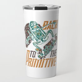 Back to the Primitive Travel Mug