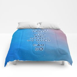 Planet Earth Comforters