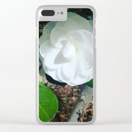 Loan Beauty Clear iPhone Case