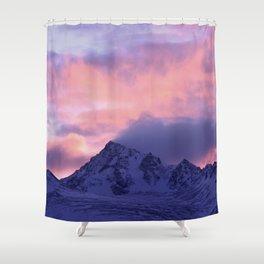 Rose Serenity Sunrise III Shower Curtain