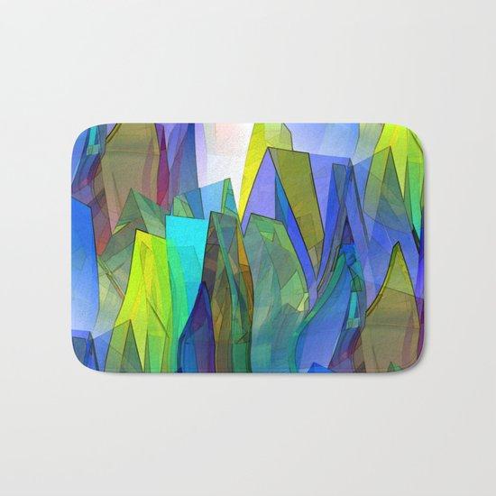 towel full of colors -8- Bath Mat