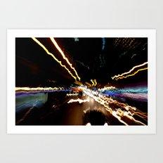 BY-PASS_NY 03 Art Print