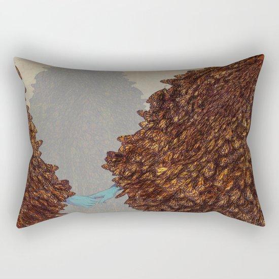 Community Rectangular Pillow