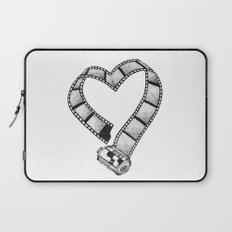 Love of Photography Laptop Sleeve