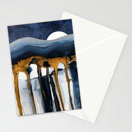 Liquid Hills Stationery Cards