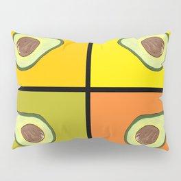 Tiled Avocado Pillow Sham