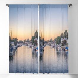 Port Fairy Sunrise Blackout Curtain