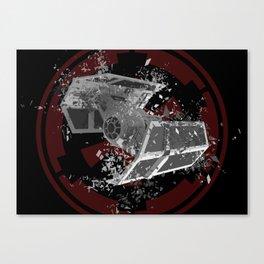 TIE Advanced x1 Canvas Print