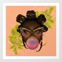 Sweet & Sour Art Print