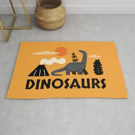 DINOSAUR WORLD Rug