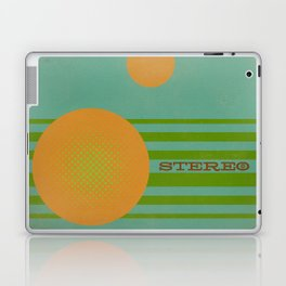 Stereolab (ANALOG zine) Laptop & iPad Skin