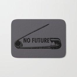 No Future Bath Mat