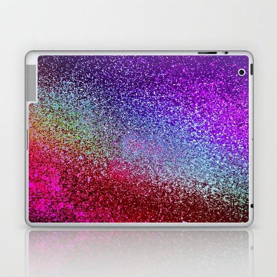 RAINBOW MOSAIC Laptop & iPad Skin