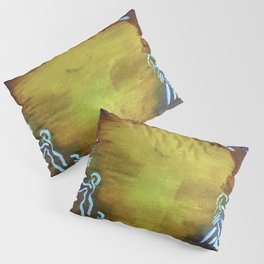 Reveal yourself and rise Pillow Sham
