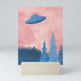 Unidentified Flying Object Mini Art Print