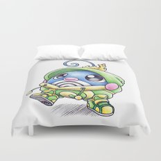 Just a Tad bit Different Duvet Cover