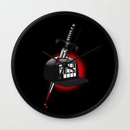 Pussy Hat Wall Clock