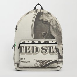Show off your colors - US Dollar Backpack