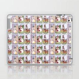 Midsommar Tarot Cards Laptop & iPad Skin