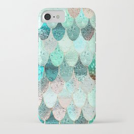 SUMMER MERMAID iPhone Case
