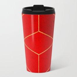 Solid at First Glance Travel Mug
