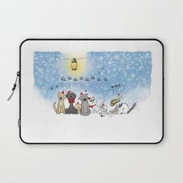 Christmas cats Laptop Sleeve