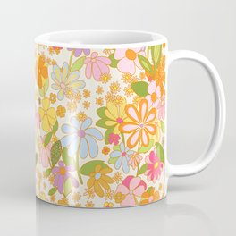 Nostalgia in the garden Coffee Mug