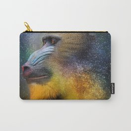 Monkey Head Nebula Carry-All Pouch