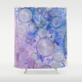 Boundaries Shower Curtain