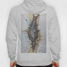 Agate Abstract Hoody