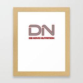 New Logo T Framed Art Print