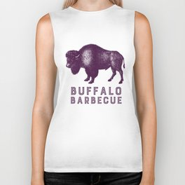 Buffalo Barbecue Biker Tank