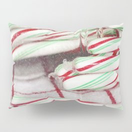 Candy Canes Pillow Sham