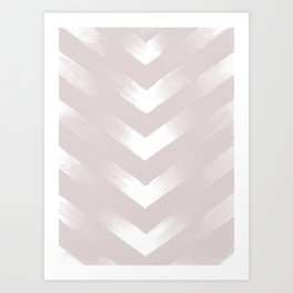 Blush Point Art Print