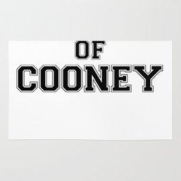 Property of COONEY Rug