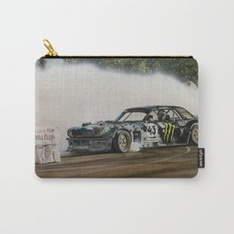 Ken Block Hoonicorn Drift Car Carry-All Pouch