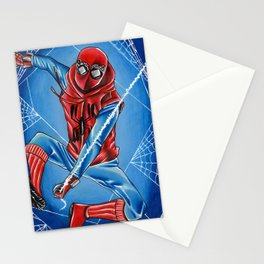Spider-man Homecoming Stationery Cards