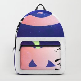 Halloween night Backpack