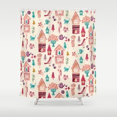 And I Was Daydreaming One Day... Shower Curtain