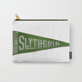 Slytherin 1948 Vintage Pennant Carry-All Pouch